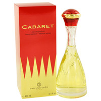 Cabaret by Parfums Gres 3.4 oz Eau De Parfum Spray for Women