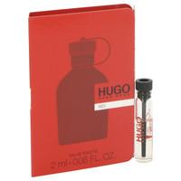 Hugo Red By Hugo Boss 0.06 oz Vial (Sample) for Men