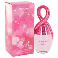 Love By Bebe 3.4 oz Eau De Parfum Spray for Women
