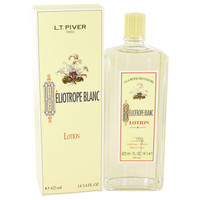 Heliotrope Blanc By Lt Piver 14.25 oz Lotion Eau De Toilette for Women