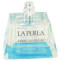 J'Aime Les Fleurs By La Perla 3.3 oz Tester Eau De Toilette Spray for Women
