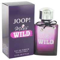 Miss Wild By Joop! 2.5 oz Tester Eau De Parfum Spray for Women