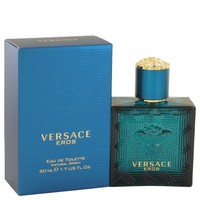Eros By Versace 1.7 oz Eau De Toilette Spray for Men