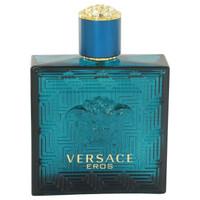 Eros By Versace 3.4 oz Eau De Toilette Spray Tester for Men