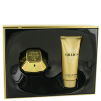 Lady Million By Paco Rabanne Gift Set Body Lotion for Women