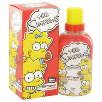 The Simpsons By Air Val International 3.4 oz Eau De Toilette Spray for Women