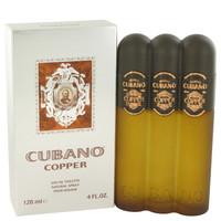 Copper By Cubano 4 oz Eau De Toilette Spray for Men