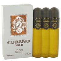 Gold By Cubano 4 oz Eau De Toilette Spray for Men