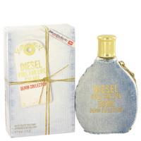 Fuel For Life Denim By Diesel 1.7 oz Eau De Toilette Spray for Women