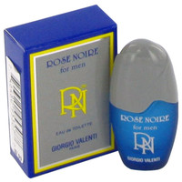 Rose Noire By Giorgio Valenti .17 oz Mini EDT for Men