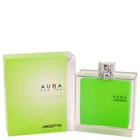 Aura By Jacomo 2.4 oz Eau De Toilette Spray for Men