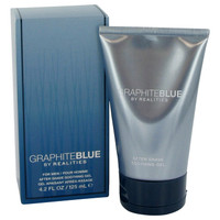 Realities Graphite Blue By Liz Claiborne 4.2 oz After Shave Soother Gel for Men