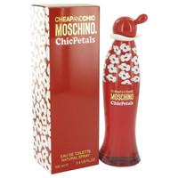 Cheap & Chic Petals By Moschino 1 oz Eau De Toilette Spray for Women