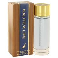 Life By Nautica 3.4 oz Eau De Toilette Spray for Men