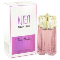 Alien Aqua Chic By Thierry Mugler Light 2 oz Eau De Toilette Spray for Women