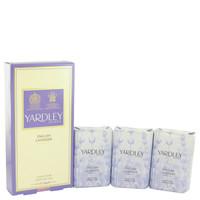 English Lavender By Yardley London 3 X 3.5 oz Soap for Women
