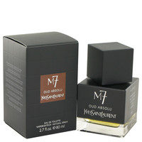 M7 Oud Absolu By Yves Saint Laurent 2.7 oz Eau De Toilette Spray for Men