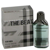The Beat By Burberry .15 oz Mini EDT for Men
