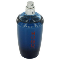 Dark Blue By Hugo Boss 4.2 oz Tester Eau De Toilette Spray for Men
