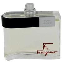 F By Salvatore Ferragamo 3.4 oz Eau De Toilette Spray Tester for Men