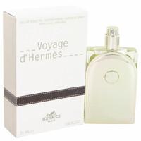 Voyage D'Hermes By Hermes 1.18 oz Eau De Toilette Spray Refillable for Men