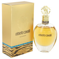 New By Roberto Cavalli 2.5 oz Eau De Parfum Spray for Women