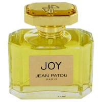 Joy By Jean Patou 2.5 oz Tester Eau De Parfum Spray for Women