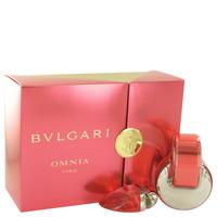 Omnia Coral By Bvlgari Gift Set