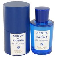 Blu Mediterraneo Mandorlo Di Sicilia By Acqua Di Parma 2.5 oz Eau De Toilette Spray for Women
