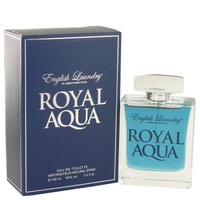 Royal Aqua By English Laundry 3.4 oz Eau De Toilette Spray for Men
