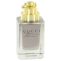 Made To Measure By Gucci 3 oz Eau De Toilette Spray Tester for Men
