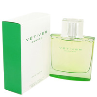 Vetiver Carven By Carven 3.3 oz Eau De Toilette Spray for Men