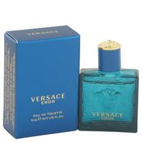 Eros By Versace .16 oz Mini EDT for Men