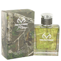 Realtree By Jordan Outdoor 3.4 oz Eau De Toilette Spray for Men