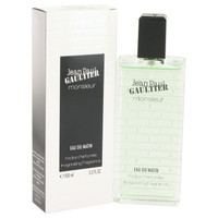 Monsieur Eau Du Matin By Jean Paul Gaultier 3.3 oz Friction Parfumee Invigorating Fragrance for Men