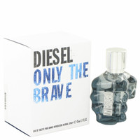 Only The Brave By Diesel 1 oz Eau De Toilette Spray for Men