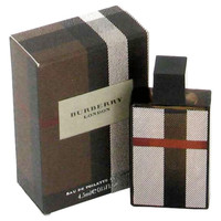 London (New) By Burberry .17 oz Mini EDT for Men