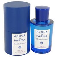 Blu Mediterraneo Mirto Di Panarea By Acqua Di Parma 2.5 oz Eau De Toilette Spray for Women