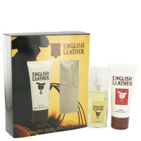 English Leather By Dana Gift Set with Body Lotion for Men