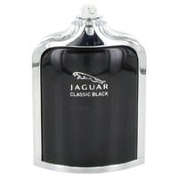 Classic Black By Jaguar 3.4 oz Eau De Toilette Spray Tester for Men