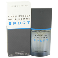 L'Eau D'Issey Pour Homme Sport By Issey Miyake 6.7 oz Shower Gel for Men