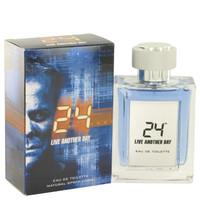 24 Live Another Day By Scentstory 3.4 oz Eau De Toilette Spray for Men