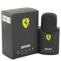 Black By Ferrari 1.3 oz Eau De Toilette Spray for Men