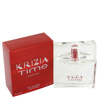 Time By Krizia 1.7 oz Eau De Toilette Spray for Women