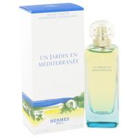 Un Jardin En Mediterranee By Hermes 3.4 oz Eau De Toilette Spray for Men