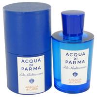 Blu Mediterraneo Arancia Di Capri By Acqua Di Parma 5 oz Eau De Toilette Spray for Women