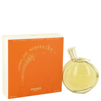 L'Ambre Des Merveilles By Hermes 3.3 oz Eau De Parfum Spray for Women