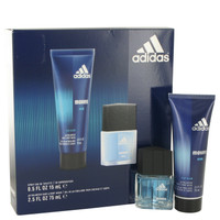 Moves By Adidas Gift Set with Hair & Body Wash for Men