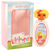 Lalaloopsy By Marmol & Son 3.4 oz Eau De Toilette Spray (Dot Starlight) for Women