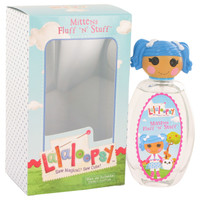 Lalaloopsy By Marmol & Son 3.4 oz Eau De Toilette Spray (Fluff N Stuff) for Women